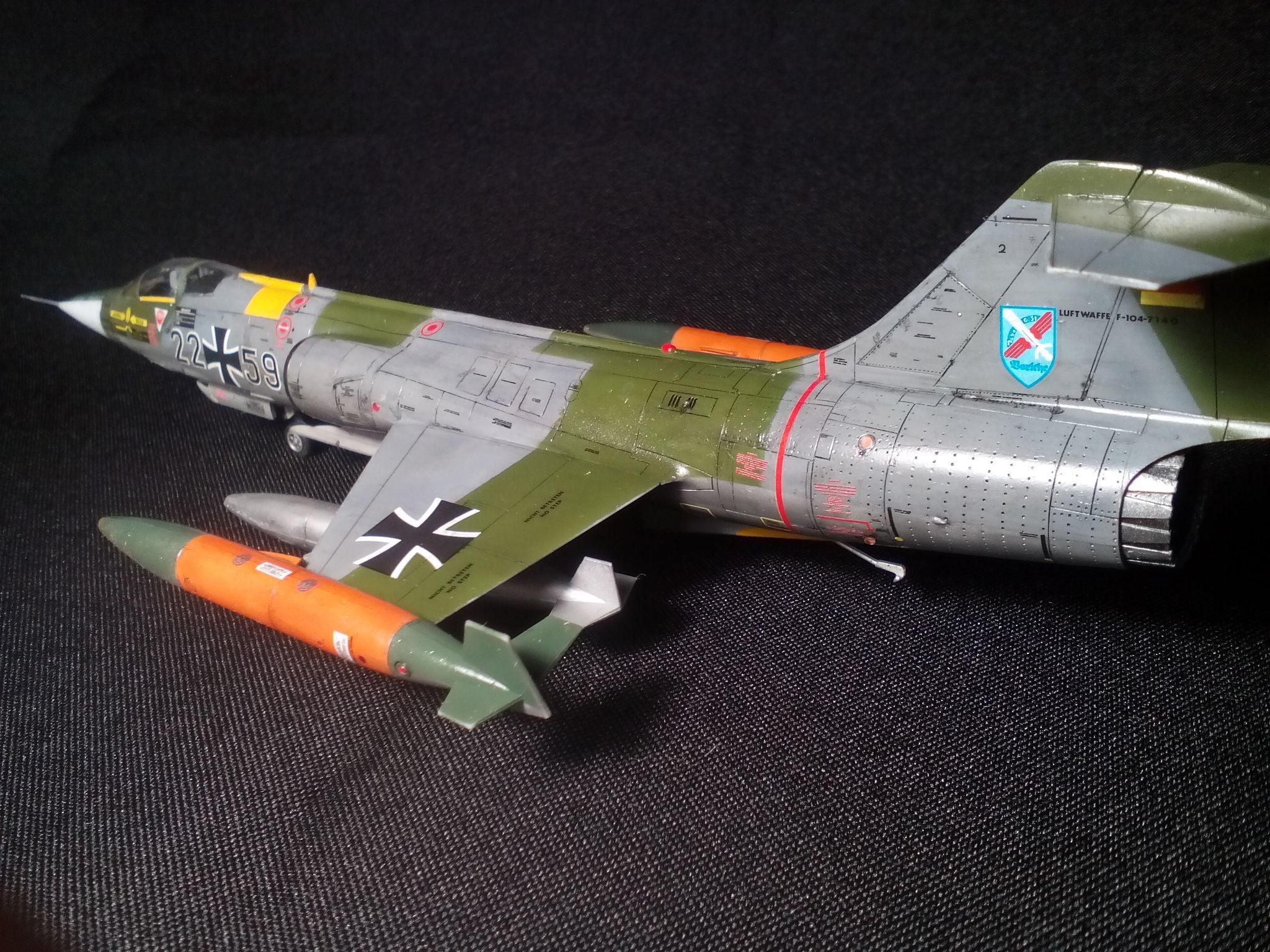 Обои Lockheed, истребитель-перехватчик, рисунок, starfighter, F-104. Авиация foto 15